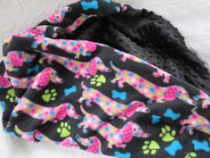 Dog Bed  Small Animal Pet Slouch Bed Three In One Pet Bed Ready to Ship by graciespawprints on Etsy