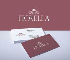 Cliente: FIORELLA Trabalho: Logomarca e Papelaria Por: Melancia Comunicação e Publicidade.
