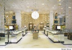 | luxury watch store design and watch store fixture manufacture