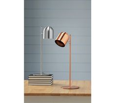 Buy Collection Unar Table Lamp - Antique Copper at Argos.co.uk, visit Argos.co.uk to shop online for Table lamps, Lighting, Home and garden