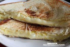 百香果爆漿吐司三明治-素食也可以吃食譜、作法 | ivy3的多多開伙食譜分享