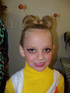 Seussical Hair - Cindy Lou Who