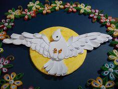 Arte em Casa: Divino Espírito Santo