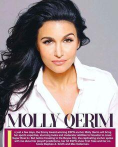 Molly Qerim Espn First Take