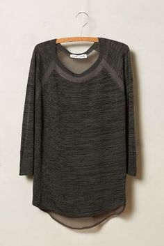 John + Jenn Veronica Space-Dyed Pullover #anthrofave #anthropologie