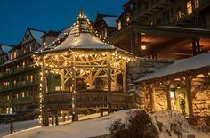 Mohonk Mountain House Offers Luxury Winter Getaway Deals