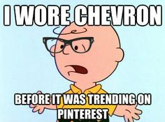 Hipster Charlie Brown