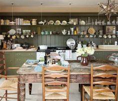 Victorian Farmhouse, Home Kitchens, Kitchen Remodel, Kitchen Design, Cottage Style Kitchen, English Kitchens, Country Farmhouse, English Country Kitchens, English Farmhouse