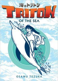 Triton of the Sea Volume 2 (Manga): Osamu Tezuka: 9781569703144: Amazon.com: Books