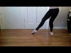 Second set of balance excercises for tango