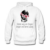 Pullover & Hoodies ~ Männer Kapuzenpullover ~ Drogen-Männer
