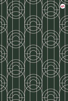 40 Simple Mono Line - Seamless Vector Patterns. They are minimal and at the same time unique, geometric, one line patte Geometric Patterns, Geometric Lines, Line Patterns, Graphic Patterns, Textile Patterns, Textiles, Boho Pattern, Art Deco Pattern, Circle Pattern