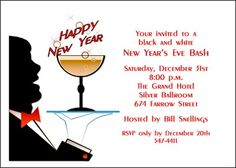largest selection of colorful new years eve party invites and lots of special promos at invitations