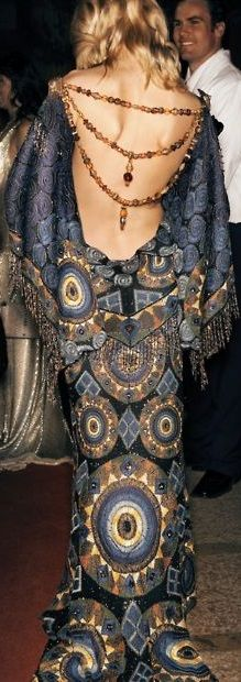 If this isn't Kate Hudson, I imagine her in this <3 Boho evening dress perfection