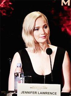 Ladies and Gentlemen, Jennifer Lawrence.