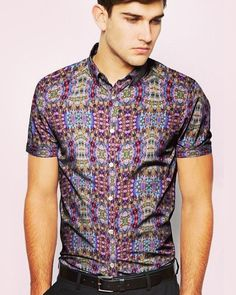 #vintage #boho #menshirt #bohomen #bohoshirt #bohemian #bohostyle #mensfashion #menswear #fashion #pattern #patternshirt #colorful #mydesign #new Boho Fashion, Mens Fashion, Bohemian Style, Warehouse, My Design, Paradise, Men Casual, Menswear, Party Ideas