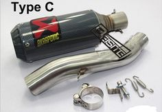 81.21$  Watch here - http://ali7nd.worldwells.pw/go.php?t=32735627207 - Imitation Carbon Fiber Motorcycle Exhaust Pipe for SC 300, Ben*li 300, Blaup*nkt dragon 300cc  81.21$