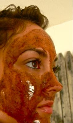 The Miracle Mask using honey and cinnamon