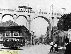 Rio de Janeiro - Brasil - série Arcos da Lapa (5) 1906 by derani1956, via Flickr