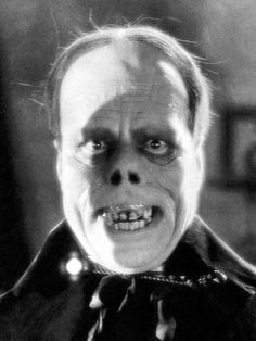 Lon Chaney look for his work, i was amazed at how incredible he was. great !
