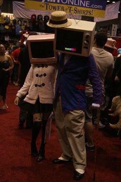 TV Heads!