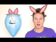 You can eat food off paper plates, but you can also make awesome Easter bunny ears from them too. I bet you didn't know that! Watch this video and you will learn this rabbit plate secret, and then you will look so Eastery, it will be unreal...  Written, filmed & edited by Olly Pike