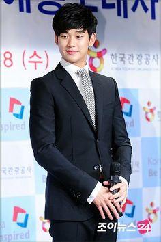 Kim Soo Hyun for Ambassador for Korea National Tourism