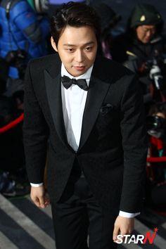 Suit-Up Yoochun Love in Handsomeness Again ❤️ JYJ Hearts