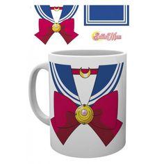 Taza Sailor Moon Vestido