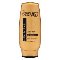Dessange Paris California Blonde Illuminating Conditioner- 6.7 oz Bleach Blonde Hair, Oily Hair, L'oréal Paris, Salon Design, Loreal, Hair Care, Shampoo, Moisturizer, Hair Color