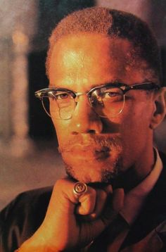 Malcolm X (gone too soon)