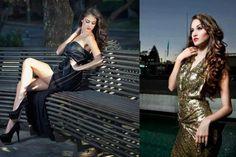 Ana Montufar Urrutia Miss Universe Guatemala 2014, The True Gemini!