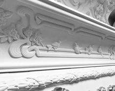 Гипсовый карниз. Студия Аврора (гипсовая лепнина)  Краснодар, ул.Офицерская, 36  http://aurora-interior.ru/
