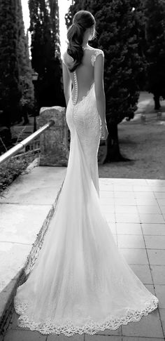 Berta Bridal Winter 2014 Collection - Part 3 - Belle The Magazine