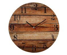 houten klok