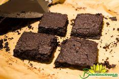 Brownie de Chocolate Tipo Fudge sem Farinha