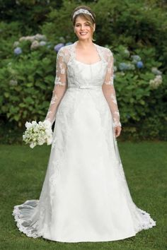 How To Pick A Wedding Dress That Hides Your Belly Fat pertaining to Amazing Chubby Wedding Dress