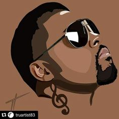 Musiqblack art MUSIQ SOULCHILD...( not really old school but I couldn't resist. One of my favorites.)