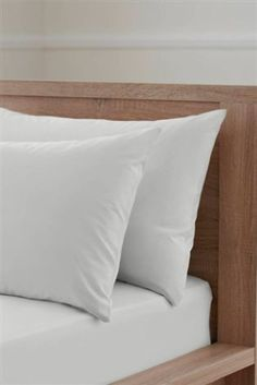 Buy New Cotton Rich Plain Dye Bed Set from the Next UK online shop King Size Bedding Sets, Bed Linen Sets, Next Uk, New Room, Linen Bedding, Bed Pillows, Pillow Cases, New Homes, Room Decor