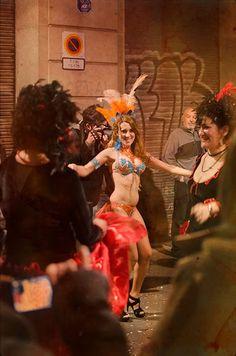Nauran auringolle: Barcelona Carnaval