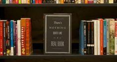 Prachtig filmpje: The Joy of Books  Bekijk deze stop-motion ode aan het boek, gemaakt in een boekwinkel in Toronto in één nacht.