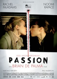 """Passion"" #07 __ #inspiration #creativity #concept #art #art_direction #grid #layout #design #layout_design #graphic #graphic_layout #graphic_design #poster #poster_layout #poster_design #film #film_poster #movie #movie_poster #typography #photography #movieposteroftheday"