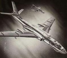 Military Jets, Military Aircraft, Fighter Aircraft, Fighter Jets, Russian Bombers, F 16, Aviation Art, War Machine, Vietnam War