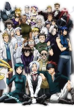 Just finished last episode 103 of D.Gray-man, my heart is aching, I want to see more...  - Fin