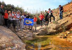 20150405 Rambla de la Torre. Barranco de la Noguera. Rambla del Cabezo Negro - Centro Excursionista - Álbumes web de Picasa