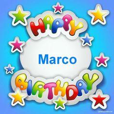 Immagini Divertenti Buon Compleanno Marco