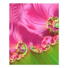 spring-320310 BEAUTIFUL FRACTAL DIGITAL ART BACKGROUND WALLPAPER TEMPLATE spring abstract fractal flower swirl petal pink  FLYERS