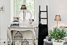 Casinha colorida: Um apartamento escandinavo que todas as mulheres gostariam de ter