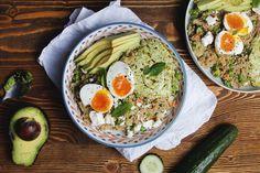 20 εύκολες συνταγές για αποτοξίνωση μετά τις γιορτές   Cool Artisan Cobb Salad, Recipes, Food, Essen, Meals, Ripped Recipes, Yemek, Cooking Recipes, Eten