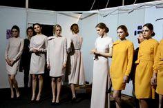 Backstage Designer Avenue – Fashion Philosophie Fashion Week Poland more: www.iszpilki.pl